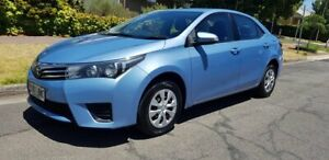 2016 Toyota Corolla ZRE182R MY15 Ascent 7 Speed CVT Auto Sequential Hatchback Prospect Prospect Area Preview