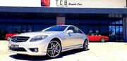 2007 Mercedes-Benz CL63 C216 MY08 AMG Silver 7 Speed Sports Automatic Coupe Laverton North Wyndham Area Preview