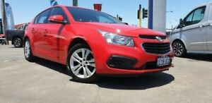 2015 Holden Cruze JH Series II MY16 Equipe Red 6 Speed Sports Automatic Hatchback Morley Bayswater Area Preview