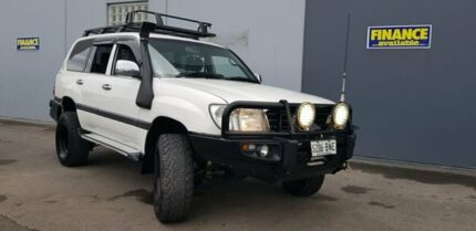 2000 Toyota Landcruiser HDJ100R GXL 4 Speed Automatic Wagon Prospect Prospect Area Preview