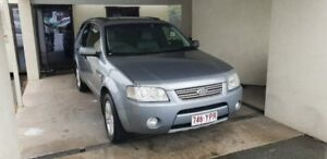 2006 Ford Territory SY Ghia AWD Grey 6 Speed Sports Automatic Wagon