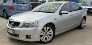 2008 Holden Caprice WM Silver 6 Speed Sports Automatic Sedan Greenslopes Brisbane South West Preview