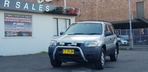2005 Ford Escape XLS ZB Auto 4X4 6cylinder 3Litre petrol Good Condition Long Rego Liverpool Liverpool Area Preview