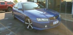 2006 Holden Commodore VZ MY06 SV6 Blue 5 Speed Sports Automatic Sedan East Bunbury Bunbury Area Preview