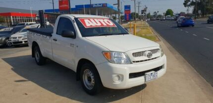 2008 Toyota Hilux GGN15R 08 Upgrade SR 5 Speed Automatic Pickup Deer Park Brimbank Area Preview