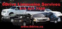 Limousine suv drop off ☎️416-407-7355