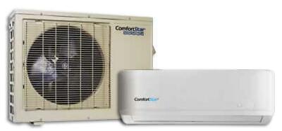 12000 BTU 17.5 Seer Mini Split A/C w/ Heat Pump Remote & Installation kit