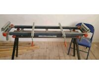Heavy duty chop saw extendable stand