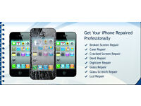 APPLE IPHONE SCREEN LCD REPAIR SERVICE 4/4S/5/5S/5C/6/6 + *IPAD 2/3/4/AIR/MINI* SAMSUNG S3/S4/S5/S6