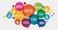 English, French, Spanish & Other Foreign Languages