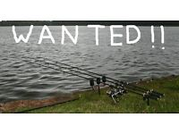 NEED CASH IN 1 HR ? ???? BUYER WANTS YOUR CARP FISHING ITEMS BOATS REELS RODS BIVVY ALARMS TACKLE