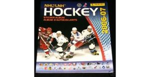 Panini NHL stickers