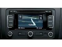 RNS315 DAB - Sat Nav Media Player - Volkswagen | Seat | Skoda