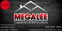 Carpentry and Renovations- Red Seal Certified