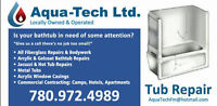 AQUATECH FIBERGLASS & TUB REPAIR