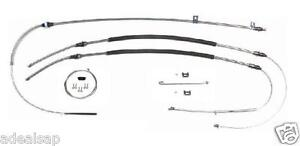 75-76-77-78-79-80-81-Firebird-Emergency-Brake-Cable-Set