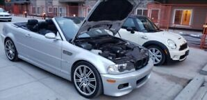 BMW M3 CONVERTIBLE Reduced $14850