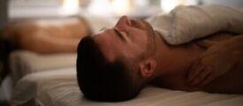 Local Swedish massage