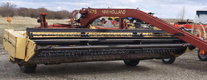 Used 1998 New Holland 1475 16ft Haybine