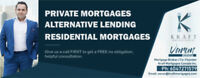 FIRST*SECOND*PRIVATE, RESIDENCIAL & COMMERCIAL MORTGAGES