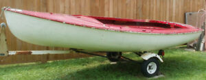 15' Beaver Sailboat -- Complete and Ready to Sail