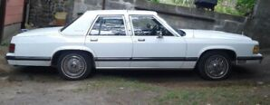 1988 Mercury Grand Marquis