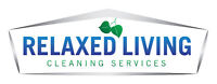 Relaxed Living Cleaning Services – Eco&Pet Friendly, Experienced