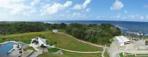 Fully furnished 1-bedroom condo for rent on Caribbean beach.