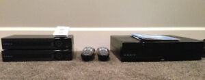 Shaw ARRIS Gateway HDPVR with two receivers