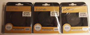 ZOMEi 58MM 4 Points, 6 Points & 8 Points Star Filters