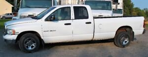 DODGE PICK UP SLT RAM 1500