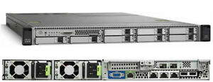 Cisco C220 M3 server 2x Xeon E5-2643, 24GB RAM, RAID controller