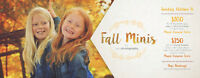Fall Photography Mini Sessions