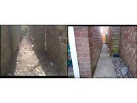 Gardener/grounds/ handyperson/ labourer/ help wanted/ tidy up garden