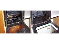 Swift & Green Eco-Friendly Oven Cleaning