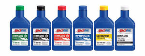AMSOIL Synthetic Marine & PWC Oils and Lubricants