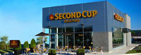 Full time and Part time position from Second Cup Moncton