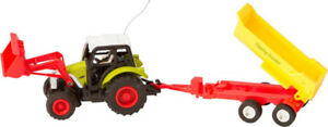 RC Agricultural tractor Farm Bulldozer Tank Car 4 styles NEW