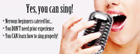 Affordable Singing Lessons in Ramsay Studio...