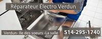 Réparateur electromenager Verdun