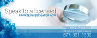 Private Investigators - Results or You Don't Pay