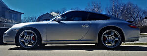 2005 Porsche 911 S Coupe (2 door)