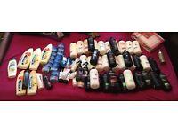 Tresemme,VO5,Shampoo, hair gel,body wash job lot (New) Car boot sale,eBay etc