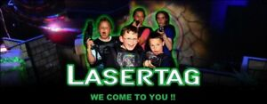 Niagara Laser Tag, We Come To You !