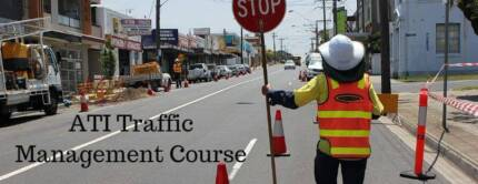 Traffic Management Course! (BRISBANE)