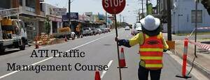 Traffic Management Course - Traffic Controllers! Brisbane City Brisbane North West Preview