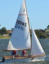Heron Sailing Boat Urangan Fraser Coast Preview