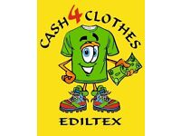 Cash 4 Clothes, cashiers needed!!!!