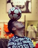 PERSONAL FREESTYLE SOCCER TRAINER