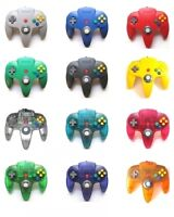Broken or 3rd party n64 controllers & working games